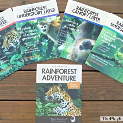 Rainforest Adventure (Sneak Peek) with Mother Goose Time