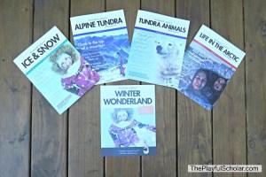 Winter Wonderland (Sneak Peek) with Mother Goose Time