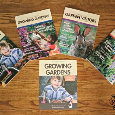 Growing Gardens (Sneak Peek) with Mother Goose Time
