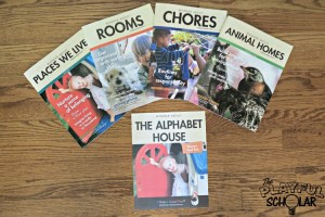 The Alphabet House (Sneak Peek) with Mother Goose Time