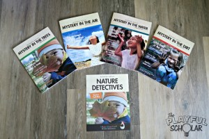 Nature Detectives (Sneak Peek) with Mother Goose Time