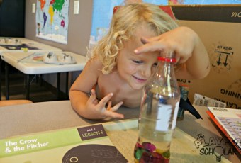 The Crow and the Pitcher – 5 Activities for Preschoolers