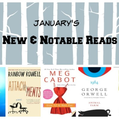 New Year, New Book Challenges