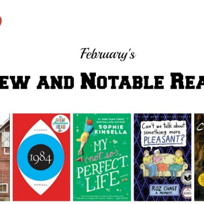 Recommended Reads Galore