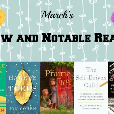 March Reads are Good Reads