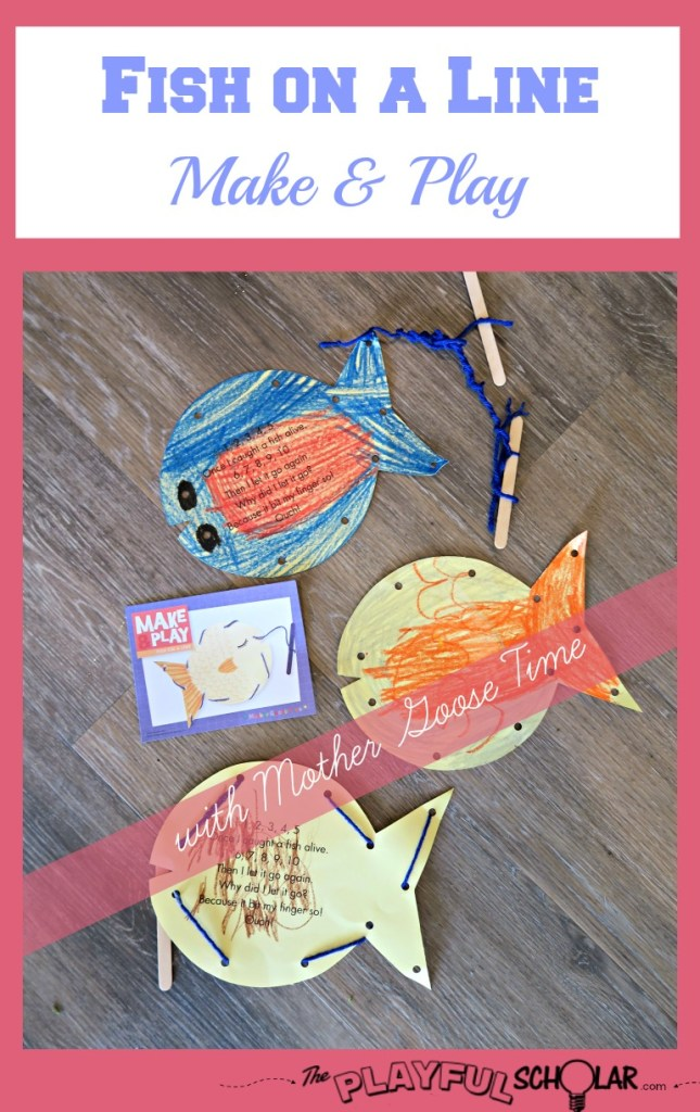 Very easy craft for parents, homeschoolers, and preschool providers that lets kids work on fine motor and visual arts skills.