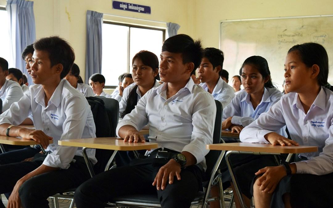 Srayang Graduates Pave the Way in Siem Reap