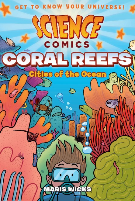 Science Comics Coral Reefs RGB