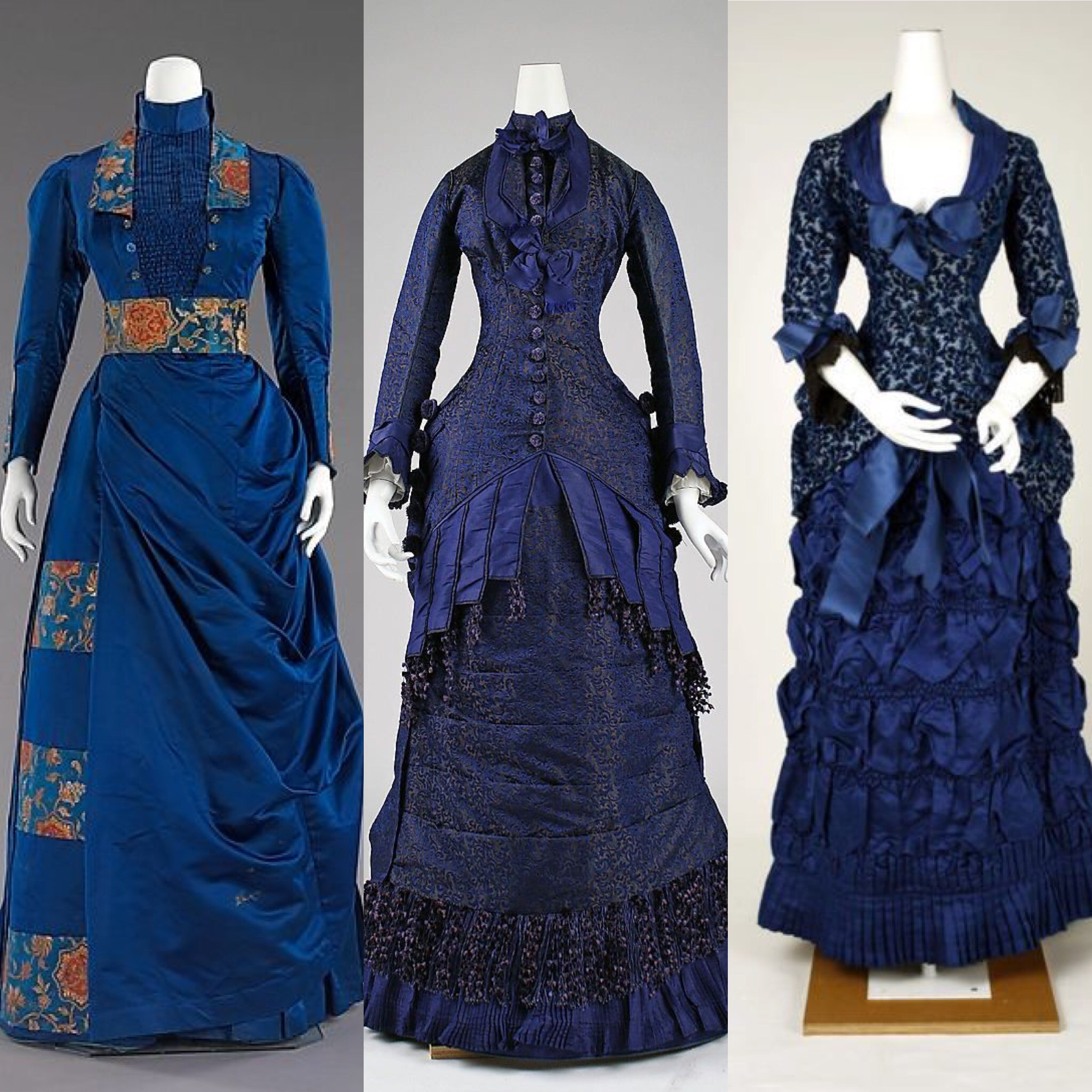Victorian Dress Archives -