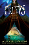 YA Book Review: Freeks by Amanda Hocking