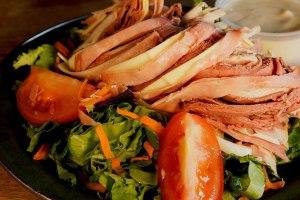 Plum Tomato Chef Salad
