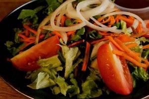 Plum Tomato House Salad