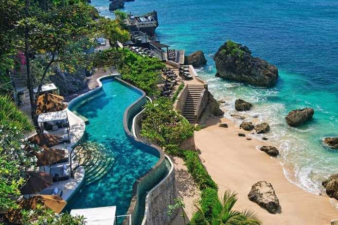 Bali's Best Honeymoon Beach Resorts
