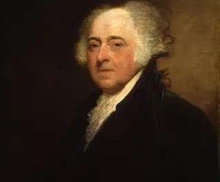 John Adams: I have examined all religions…