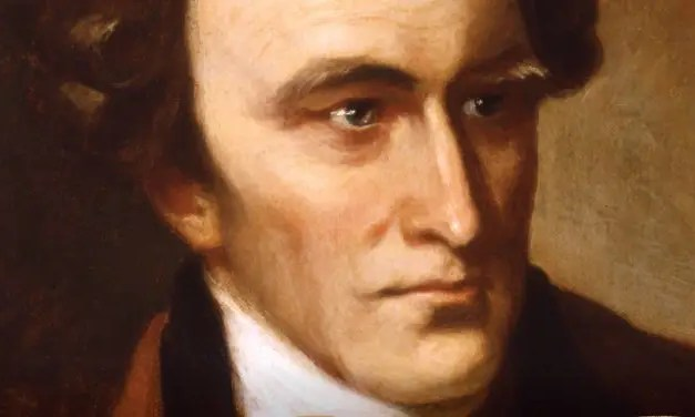Patrick Henry: A nation founded by Christians