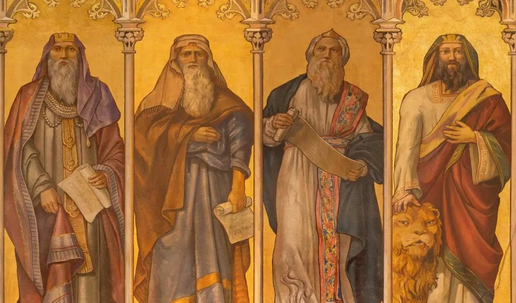 What was a prophet in the Old Testament?
