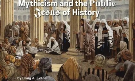 Mythicism and the Public Jesus of History