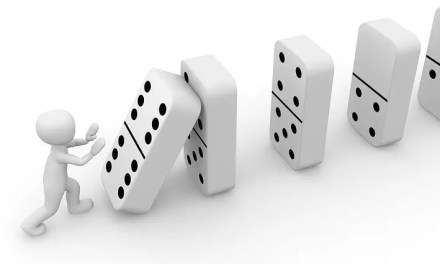Who Pushed the Domino? (Or, The Kalam Cosmological Argument)