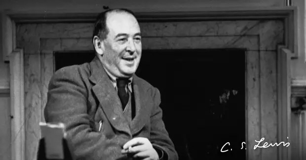 CS Lewis: Seeing is not believing