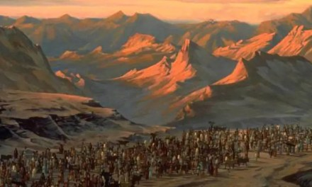 Could Ancient Ruins be Proof of the Exodus?