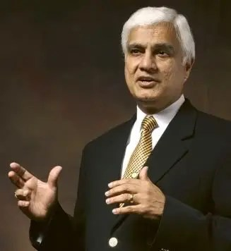 Interview with Ravi Zacharias: Defending Christianity in a Secular Culture