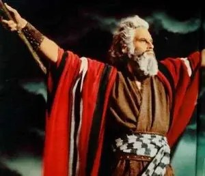 Moses as Leader: Do the right thing even when its not appreciated