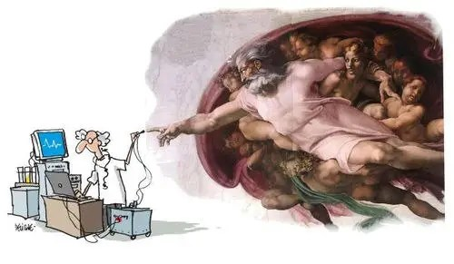 Something In the Air: Science's Supposed Superiority To Religion