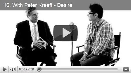 The One Minute Apologist #16 With Peter Kreeft on Desire