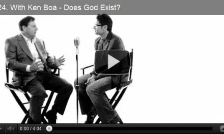 The One Minute Apologist 24: Does God Exist?