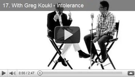 ‪The One Minute Apologist: Greg Koukl on Intolerance‬‏