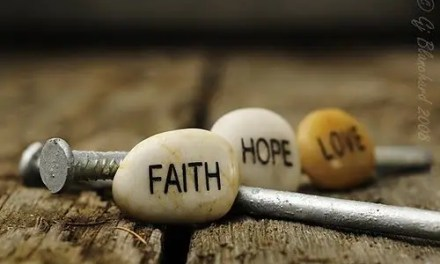 What Faith, Hope and Love All Share in Common