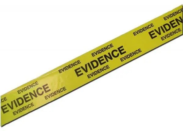 What kind of evidence?