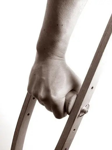 Who Really Holds the Crutch? Christianity or Atheism?