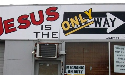 Why is Jesus Christ the Only Way of Salvation?