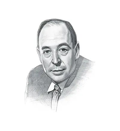 CS Lewis on the Virgin Birth: Scientifically Impossible!