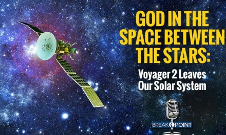 God in the Space Between the Stars