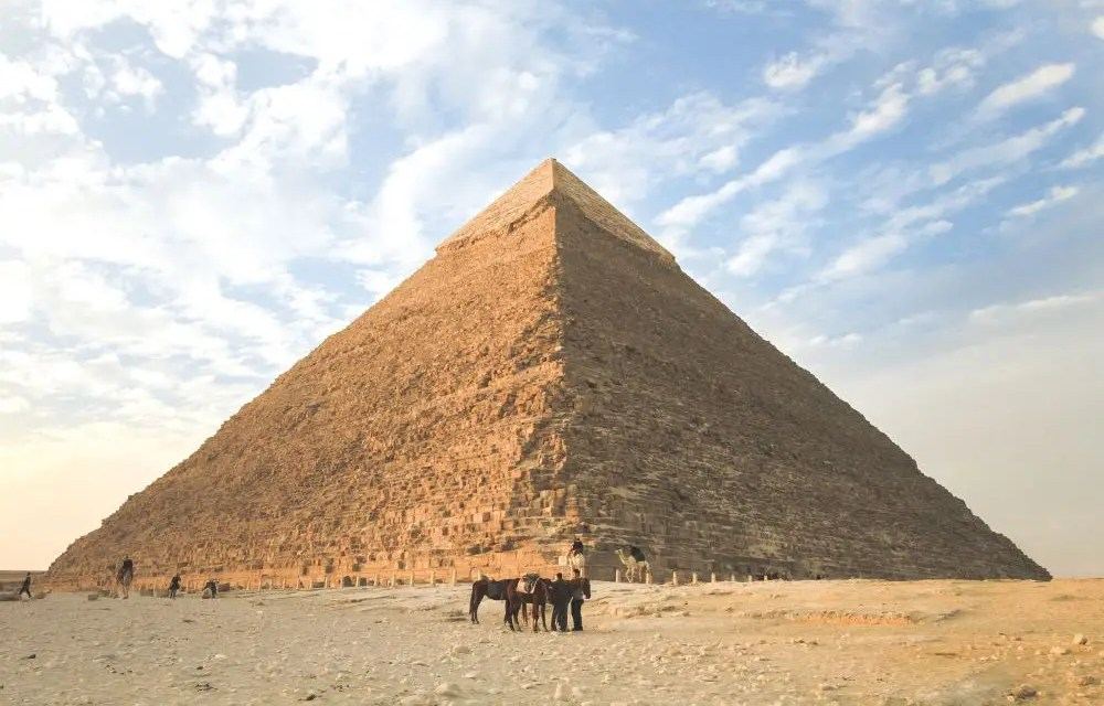 Questioning Scripture: Did Hebrew Slaves Live in Ancient Egypt?