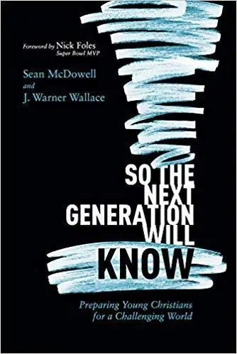 So The Next Generation Will Know: Book Review