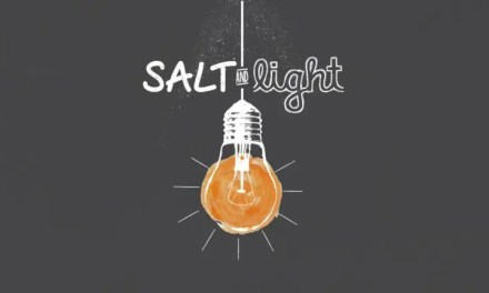 Salt and Light: Finding the Legitimate Balance in the Christian Life