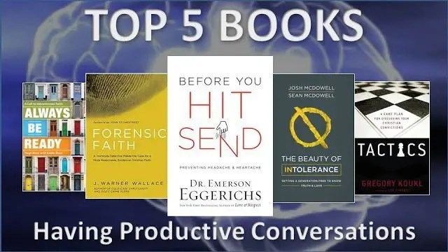 Top 5 Books on Having Productive Conversations