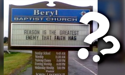 Faith and Reason Are Enemies? Not Even Close!