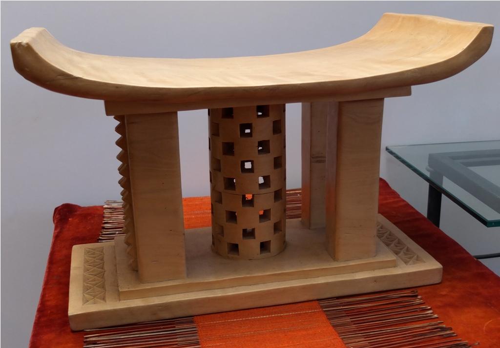scaun artizanat