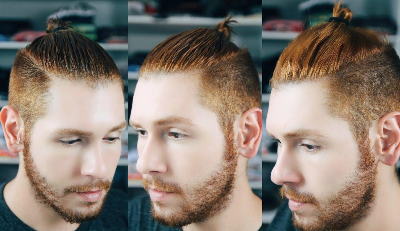 Cocuri Pentru Bărbați Modele De Coafuri Masculine De Tip Coc Thepoc