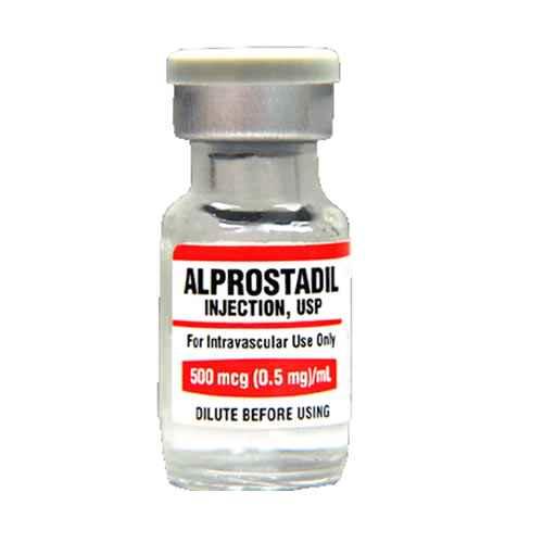 alprostadil-erectie
