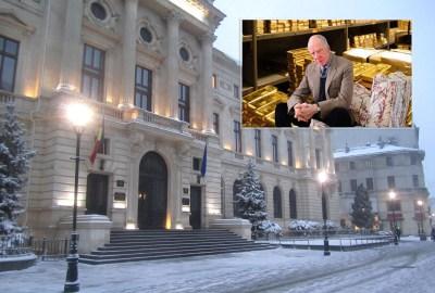 Banca Națională a României este deținută și controlată de Rothschild