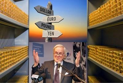 Cea mai mare bancă din zona Euro recunoaște că sistemul central bancar este controlat de ROTHSCHILD, inclusiv Banca Naţională a României