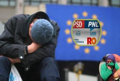PSD+PNL+ALDE+USR… Acest sistem politic este un eșec economic