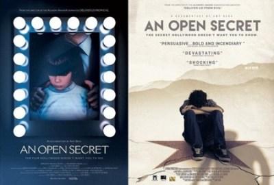 An Open Secret (Pedofilia de la Hollywood) 2017 – documentar cenzurat de cinematografia americană