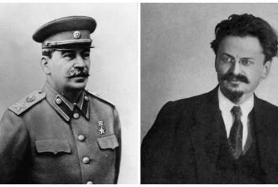 Despre Stalin cel Rău și Troțki cel Bun