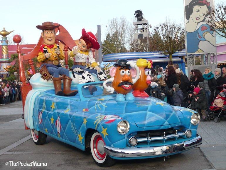 Toy Story ai walt Disney Studios